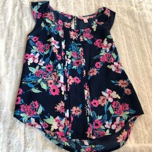 Candie's Blouse- NWOT- Size XS